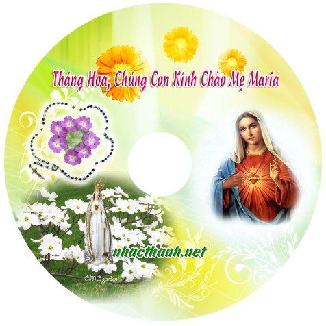 Tháng Hoa, Chúng Con Kính Chào Mẹ Maria